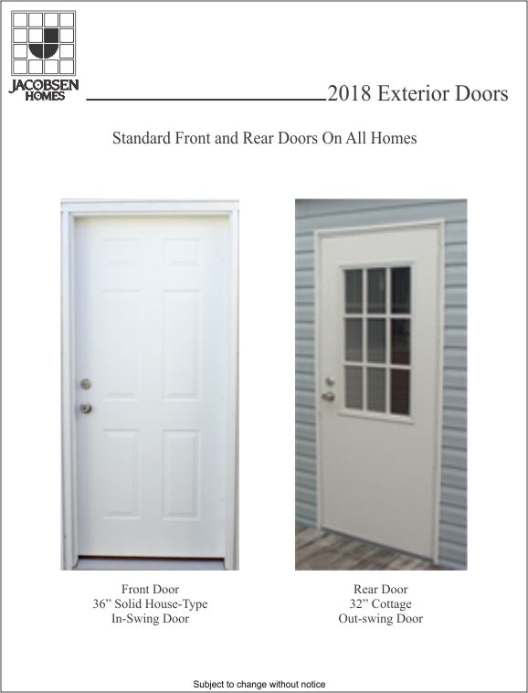 Manufactured doors manufactured home interior doors Modular home interior doors