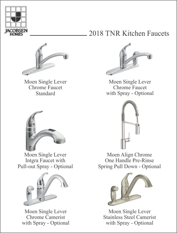 Faucets-TNR-Kitchen Options