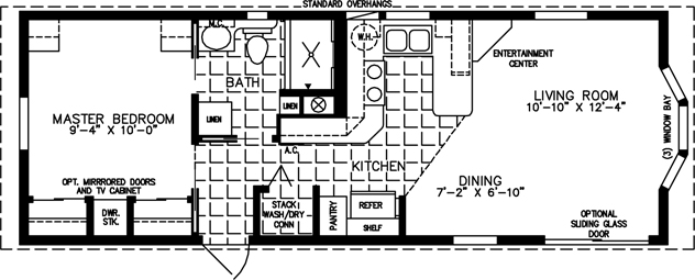 Three Bedroom House Plan likewise 1d4e96011dfe736d Log Cabin Mobile Homes Floor Plans Inexpensive Modular Homes Log Cabin besides Mobile Home Addition Floor Plans further Ranch house plans 4 bedrooms besides Older mobile home floor plans. on single wide mobile home interiors