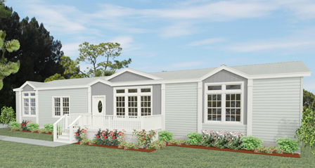 Rendering of a Jacobsen Home at Black Creek