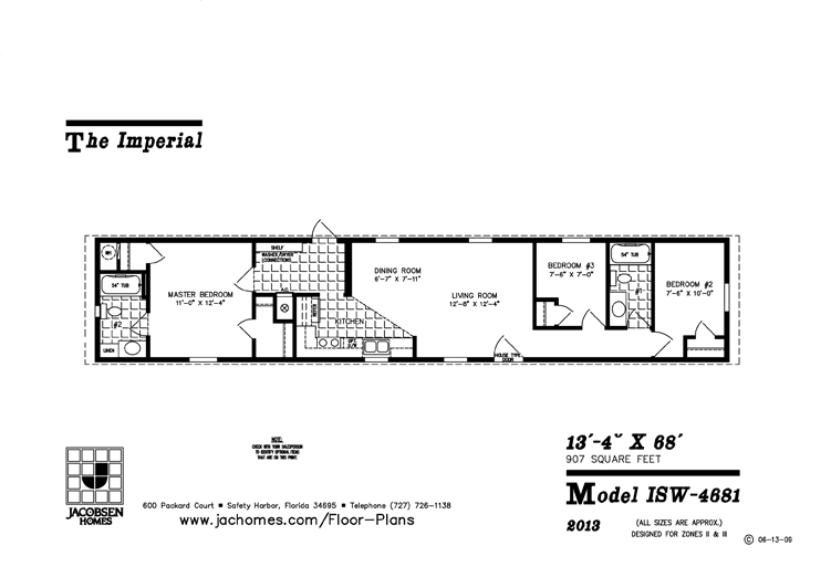 800 to 999 sq ft manufactured home floor plans jacobsen
