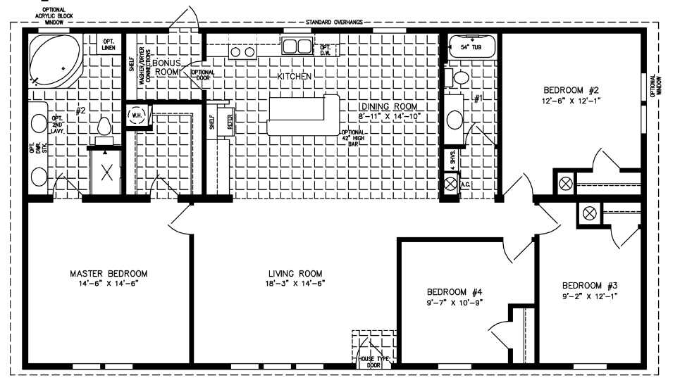 Modular homes floor plans and home designs floor plans for Top rated floor plans
