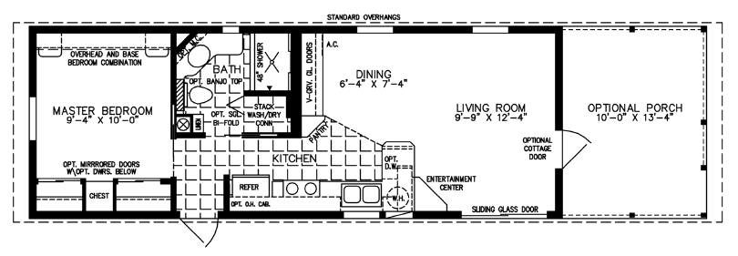 Floor Plans For Sun N Fun Rv Resort Manufactured Homes For