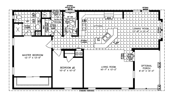The Lulamae By Buccaneer likewise Beach House in addition Marlette Manufactured Homes Floor Plans further Double Wide Homes together with Double Wide Floorplans. on single wide mobile homes