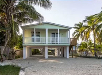 Photo of a Pabian Jacobsen Home on Silts in the Keys