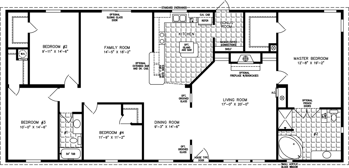 2000 sq ft house pictures