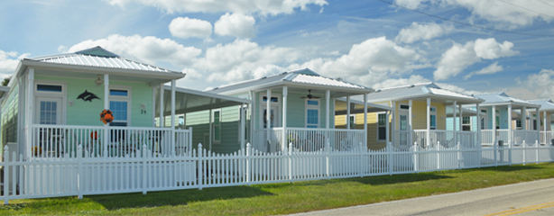 Ocean Breeze Manufactured Homes