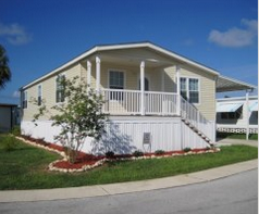 Jacobsen Manufactured Home in Club Wildwood in Hudson Florida