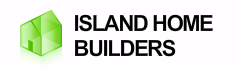 Island Home Builders logo