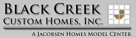 Black Creek Custom Homes Logo