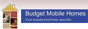 Budget Mobile Homes logo