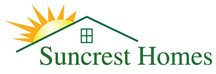 Suncrest Homes logo