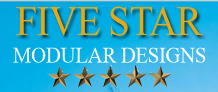 Five Star Modular Designs Logo