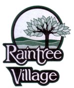 Raintree Village logo