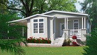 Manufactured Home in Florida on Private Land