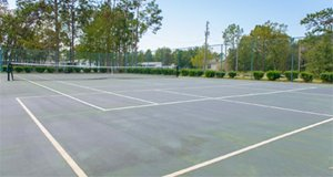 Tennis Courts at Walden Woods