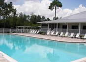 manufactured home community pool in Florida