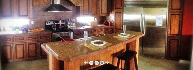 Kitchen Option At North Pointe Mobile Home Center